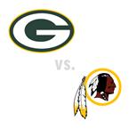 Green Bay Packers at Washington Redskins