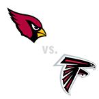 Arizona Cardinals at Atlanta Falcons