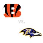 Cincinnati Bengals at Baltimore Ravens