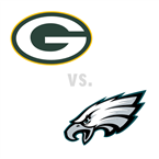 Green Bay Packers at Philadelphia Eagles