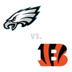 Philadelphia Eagles at Cincinnati Bengals