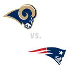 Los Angeles Rams at New England Patriots