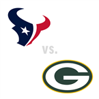 Houston Texans at Green Bay Packers