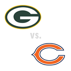 Green Bay Packers at Chicago Bears