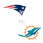 New England Patriots at Miami Dolphins