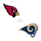 Arizona Cardinals at Los Angeles Rams