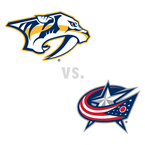 Nashville Predators at Columbus Blue Jackets