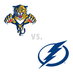Florida Panthers at Tampa Bay Lightning