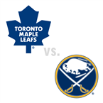 Toronto Maple Leafs at Buffalo Sabres