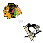 Chicago Blackhawks at Pittsburgh Penguins