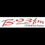 B.93 FM (CFOB-FM) - 93.1 FM
