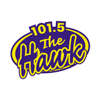 The Hawk (CIGO-FM) - 101.5 FM