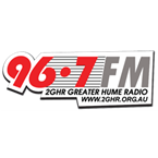 Greater Hume Radio (2GHR) - 96.7 FM