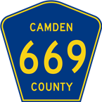 Camden County Airport's UNICOM