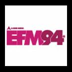 EFM 104.5, 94.0 FM, Krung Thep...