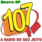 Rádio Bauru 107 FM