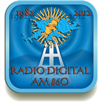 Radio Digital AM 860