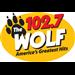 The Wolf (KWVF) - 102.7 FM