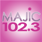 MAJIC 102.3 (WMMJ)