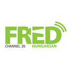FRED FILM RADIO CH20 Hungarian