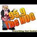 The HOG (WRZK) - 95.9 FM