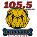 The Big Dog (WVNA-FM) - 105.5 FM