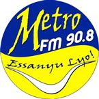 90.8 Metro fm Uganda