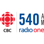 CBC Radio One Grand Falls (CBT) - 540 AM