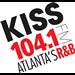 Kiss 104.1 (WALR-FM)