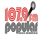 Rádio Popular FM 107.9 Cruz Alta-RS