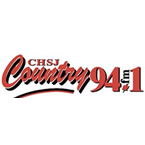 Country 94 (CHSJ-FM) - 94.1 FM