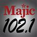 Majic 102 (KMJQ) - 102.1 FM