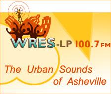 WRES-LP, 100 7 FM, Asheville, NC | Free Internet Radio | TuneIn