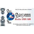 Brisvaani Radio 1701 AM