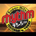 95.5 Rhythm FM Logo