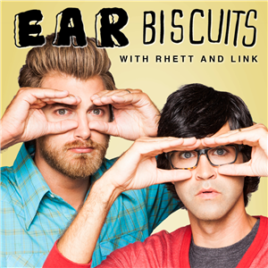 ear biscuits with rhett and link listen to podcasts on demand free