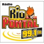 Rádio Rio Pontal FM-logo