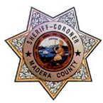 Madera County Sheriff, CHP for Madera, Mariposa, and Merced