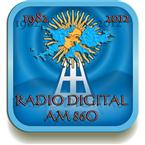 Radio Digital AM 860