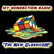 MY Generation Radio (The New Classics!!!)   Free Internet ...
