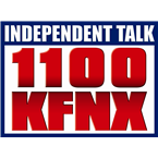 Article Five Hour Independent Talk 1100 KFNX